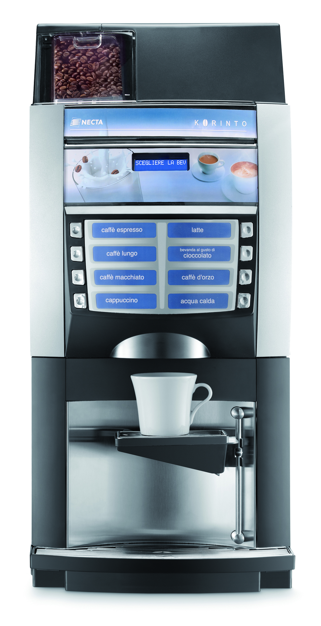 Korinto Espresso Hot Drinks Machine Horeca Hot Drinks