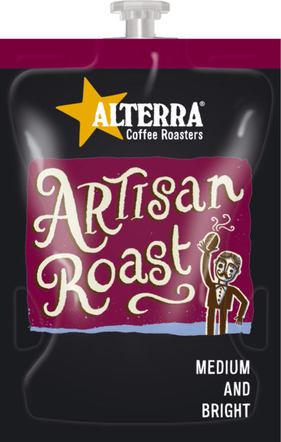 Flavia Alterra Artisan Roast Coffee Filterpack