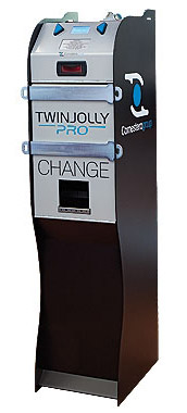 TwinJolly Pro Change Machine