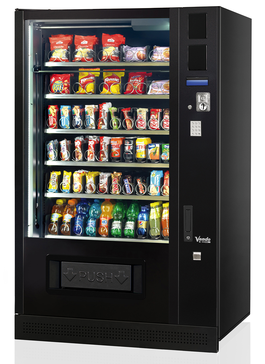 G-Snack SMX Master Vending Machine