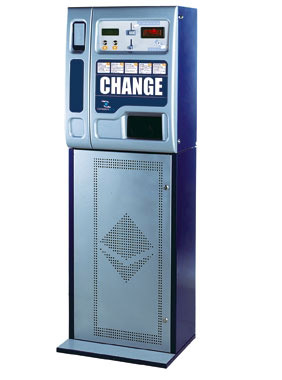 ChangeEuro MultiCoin B2C or BC2C Change Machine