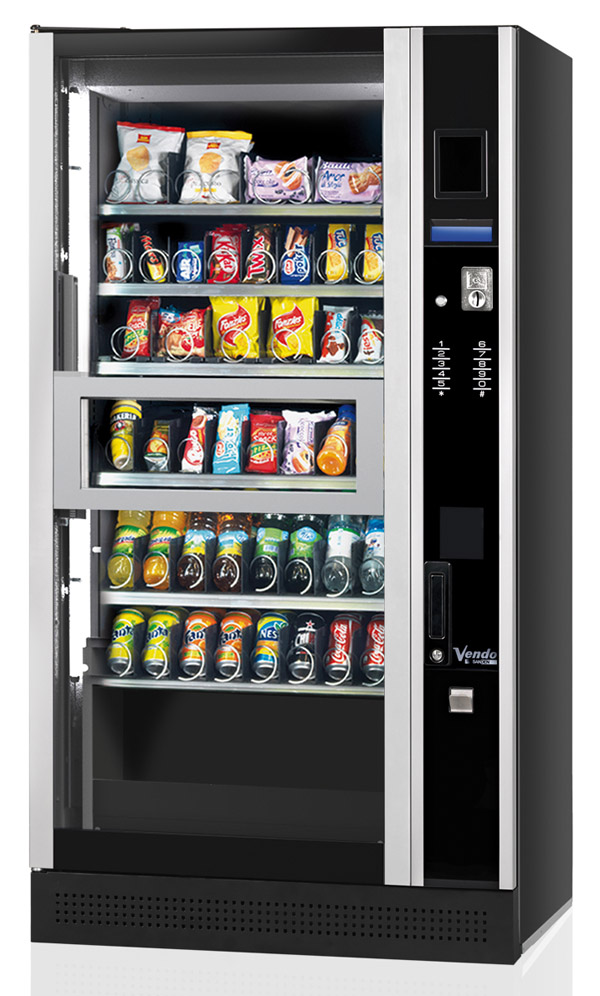 G-Snack Evolution Design EV8 Master Vending Machine