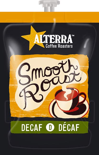 Flavia Alterra Smooth Roast Decaf Coffee Filterpack