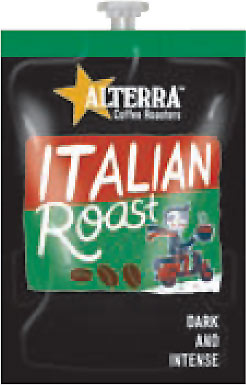 Flavia Alterra Italian Roast Coffee Filterpack