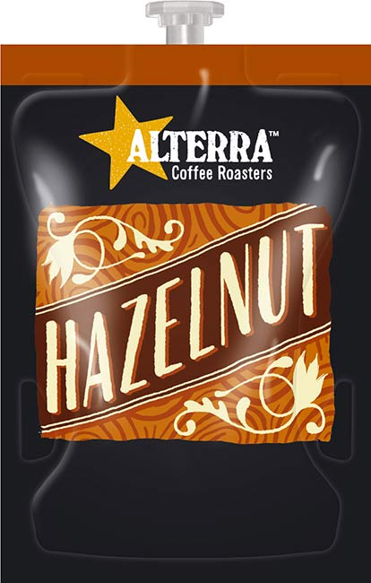 Flavia Alterra Hazelnut Coffee Filterpack