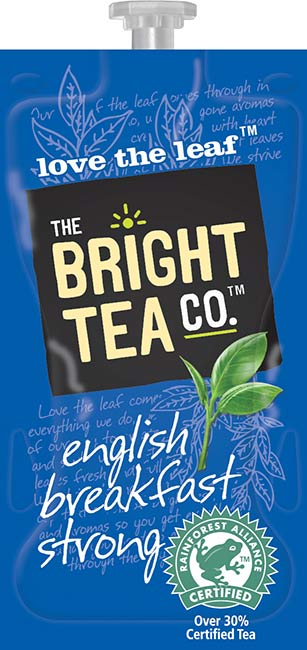 Flavia English Breakfast Strong Tea Filterpack