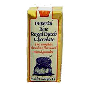 Imperial Blue Royal Dutch Hot Chocolate 1kg