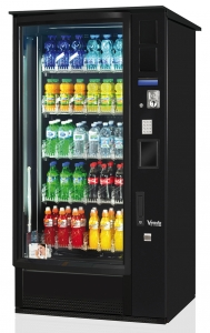 G-Drink Design DM6 Vertical Outdoor Drinks Machine