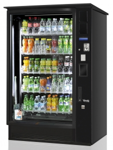 G-Drink Design DM9-OD Vertical Outdoor Drinks Machine