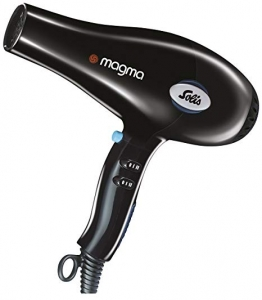 Solis Magma 2000w Hairdryer (Black)