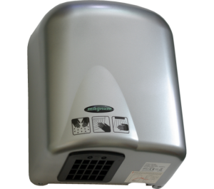 Magnum Standard 1650w hand dryer in Stainless