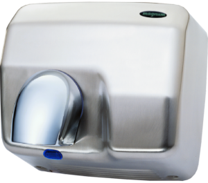 Magnum Multi-Dri 2500w Hand Dryer in Satin Finish