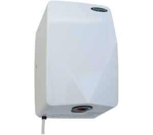 Magnum Crystal Hand Dryer (White)