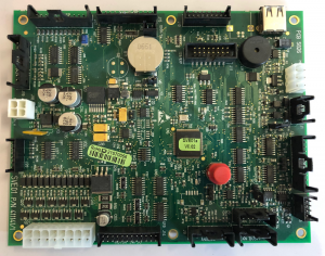 SandenVendo Control Board SVE01 (Part Number 411141/1)