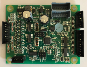 SandenVendo Snack Control Board 80 SVE02 (Part Number 411552)