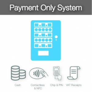Payment Acceptance Only PPE & Industrial Vending Solution