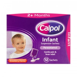 Calpol Infant Suspension Sachets