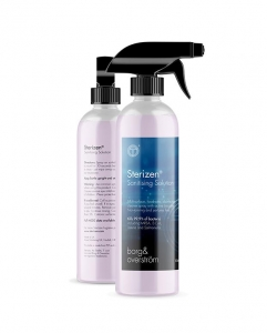 Sterizen 150ml Sanitising Solution Spray Bottles Surface Cleaner