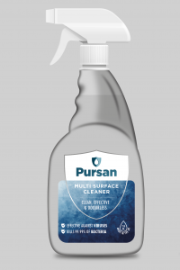 Pursan Multi Surface Cleaning Solution 750ml Trigger Spray Bottle