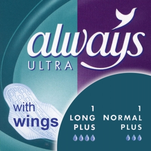 Always Ultra Plus Sanitary Pads