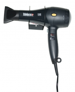 Heavy Duty 1800w Valera Hair Dryer Black