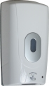 Lunar Automatic Foam Soap Dispenser White
