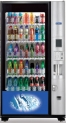 BevMax 4 Soft Drinks Vending Machine (35 Select)