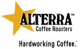 ALTERRA COFFEE ROASTERS logo