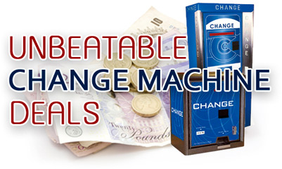 Change Machine Deals