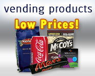 Buy Vending Products Online
