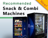Recommended: Spiral Vending Machines