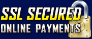 SSL Secure Online Payments