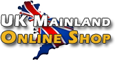 Shop Online - UK Mainland Only